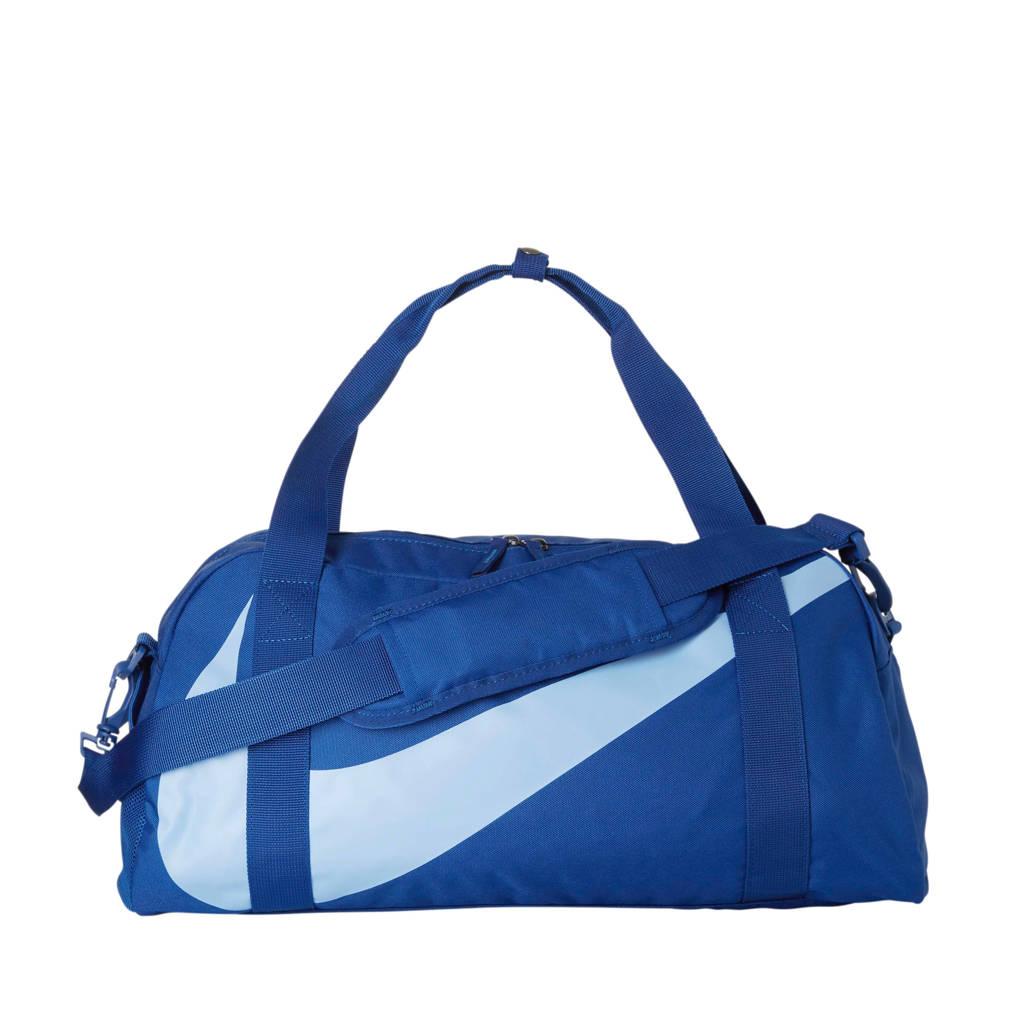 Nike   sporttas blauw, Blauw