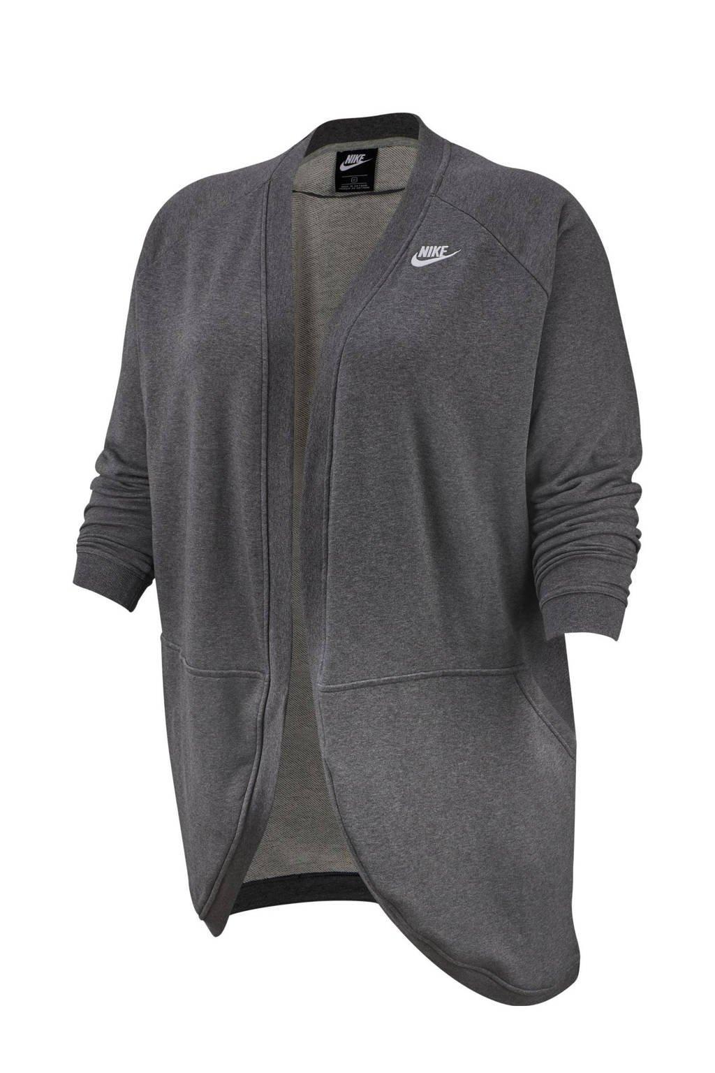 Nike vest grijs, Grijs