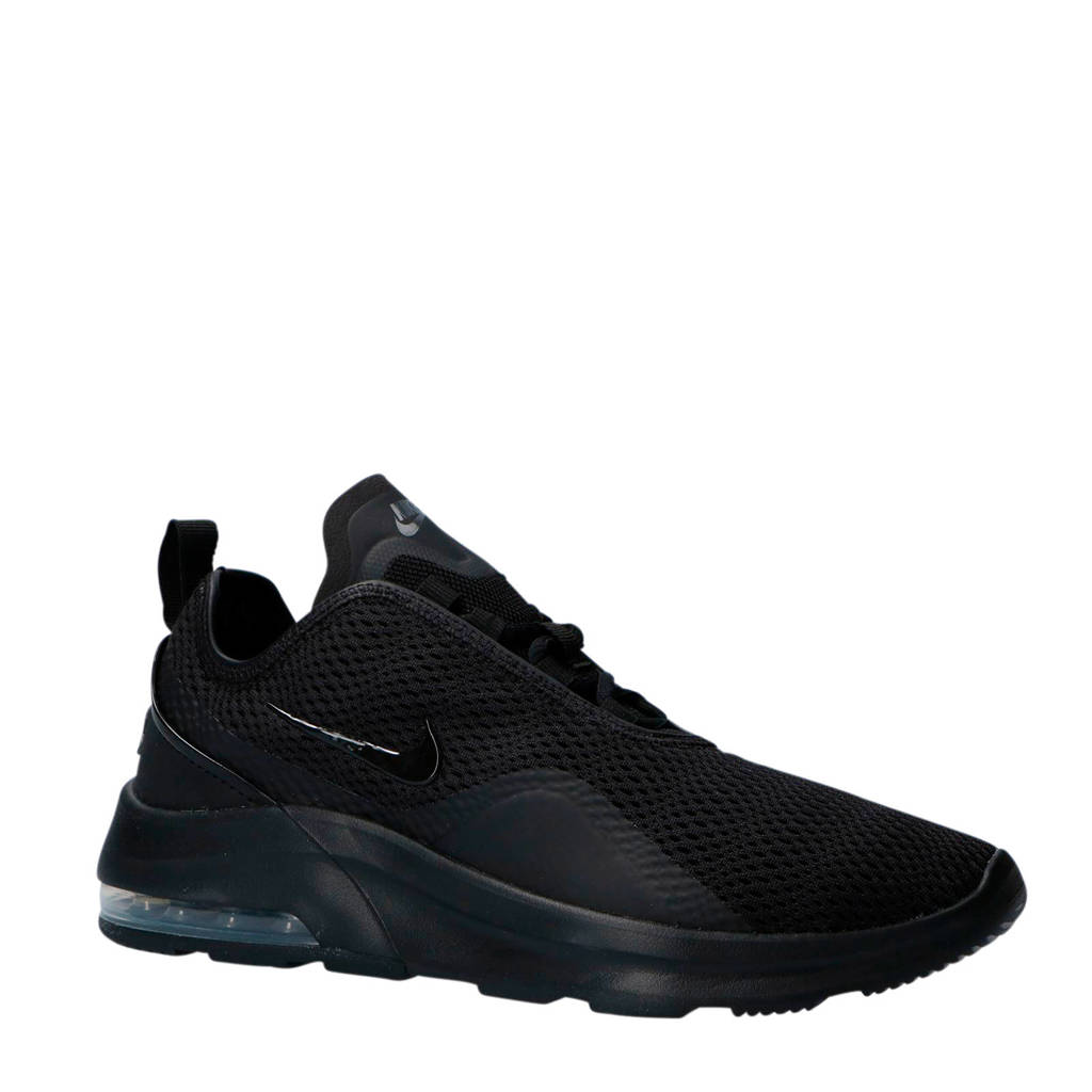 Nike Air Max Motion 2 sneakers zwart, Zwart