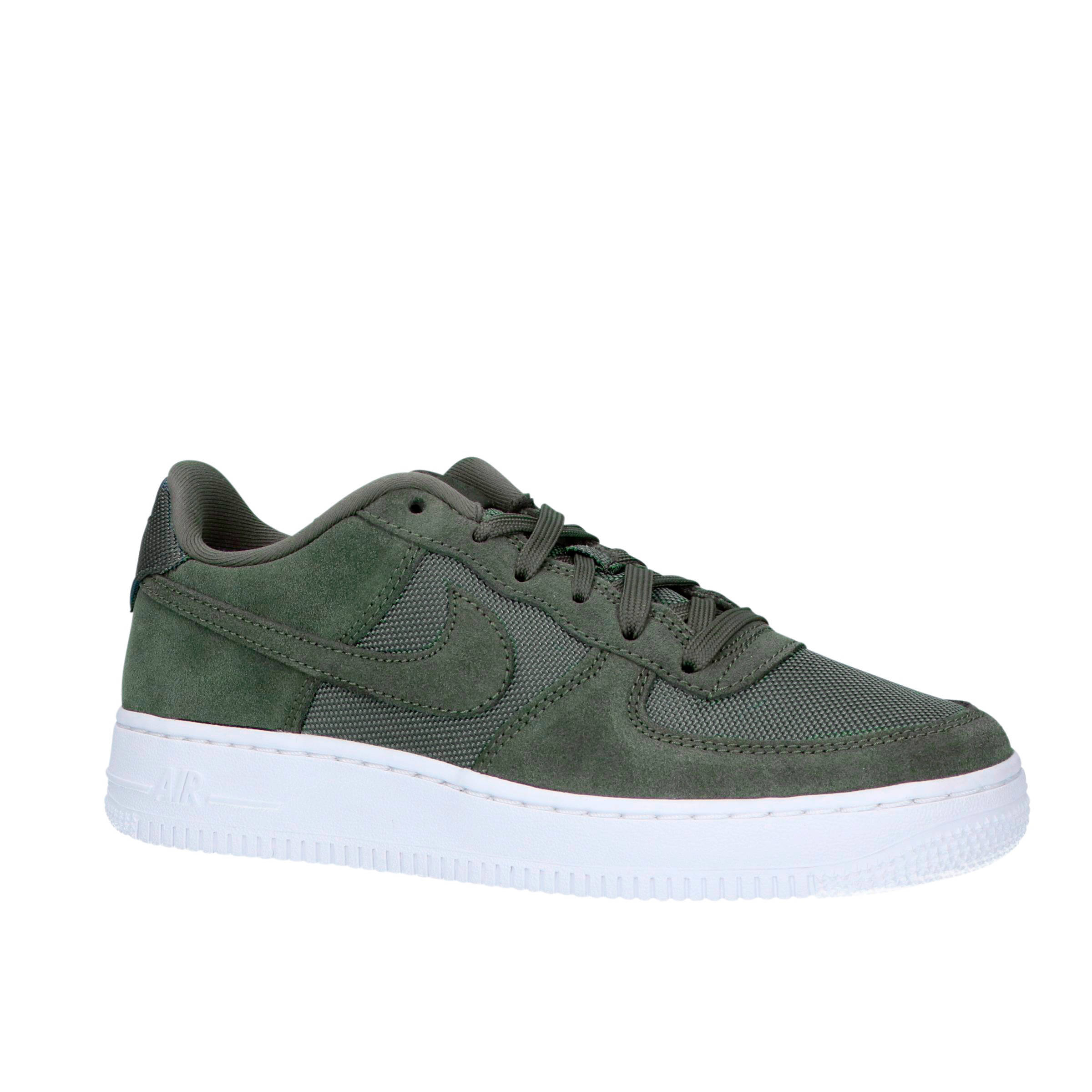 Nike Air Force 1-1 sneakers groen | wehkamp