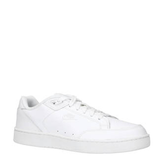 e76a9474b3a Grandstand II leren sneakers wit