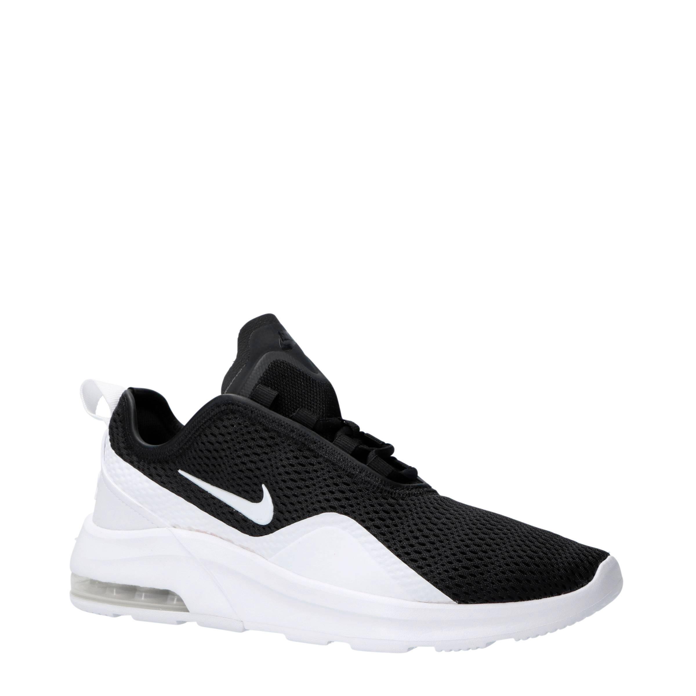 Nike Air Max Motion 2 sneakers zwartwit | wehkamp