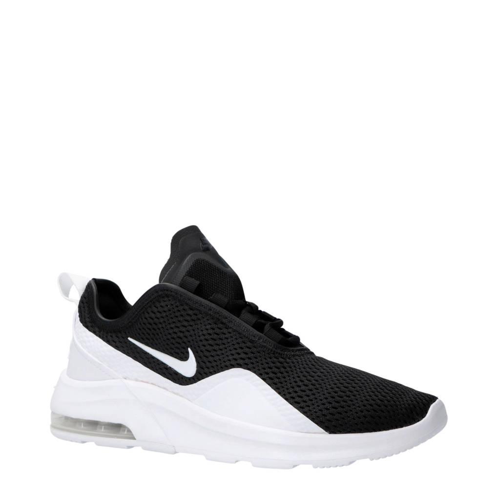 Nike Air Max Motion 2 sneakers  zwart/wit, Zwart/wit/wit