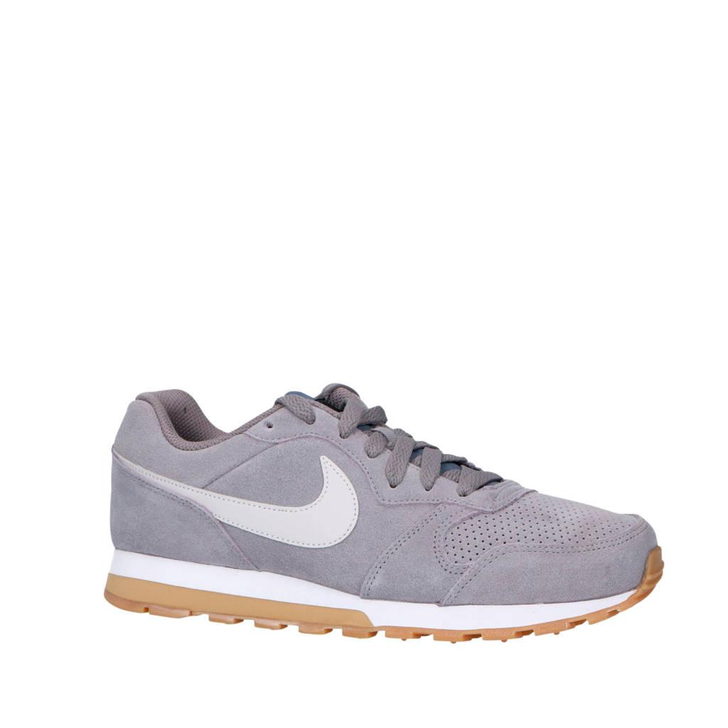 Nike  MD Runner2 suede sneakers grijs/wit, Grijs/wit