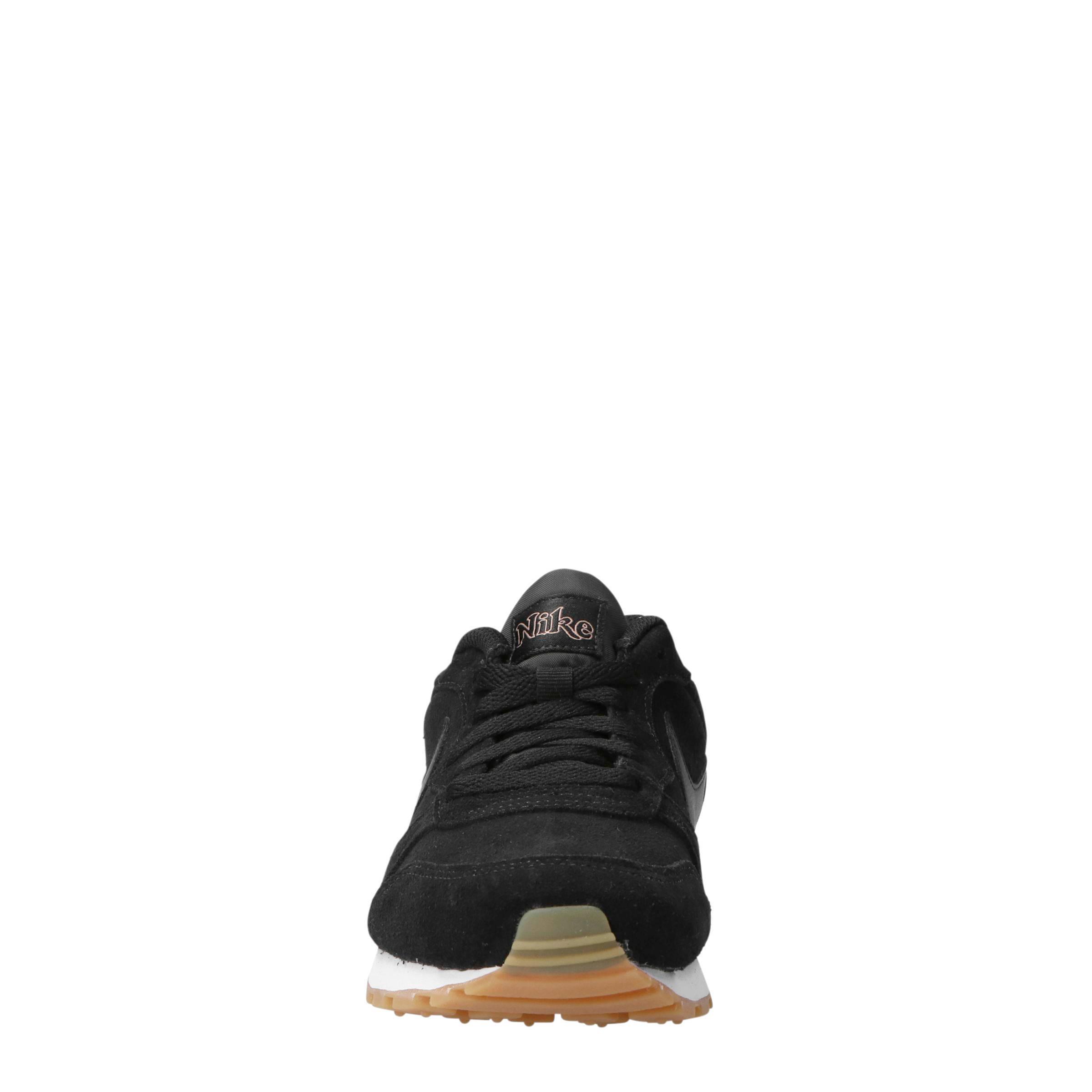 b2cb24ff8b4 Nike MD Runner 2 SE sneakers zwart | wehkamp