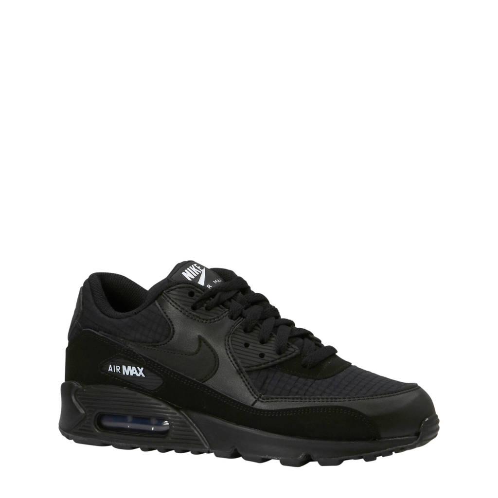 Nike  Air Max 90 Essential sneakers zwart, Zwart