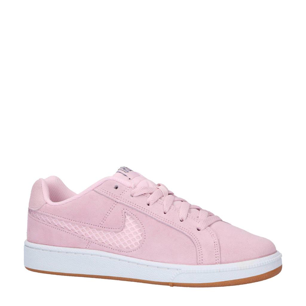 Nike  Court Royale Premium suède sneakers, Roze