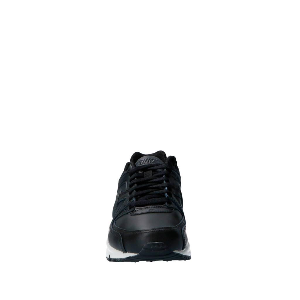 d5bcea4f265 Nike Air Max Command leren sneakers zwart | wehkamp