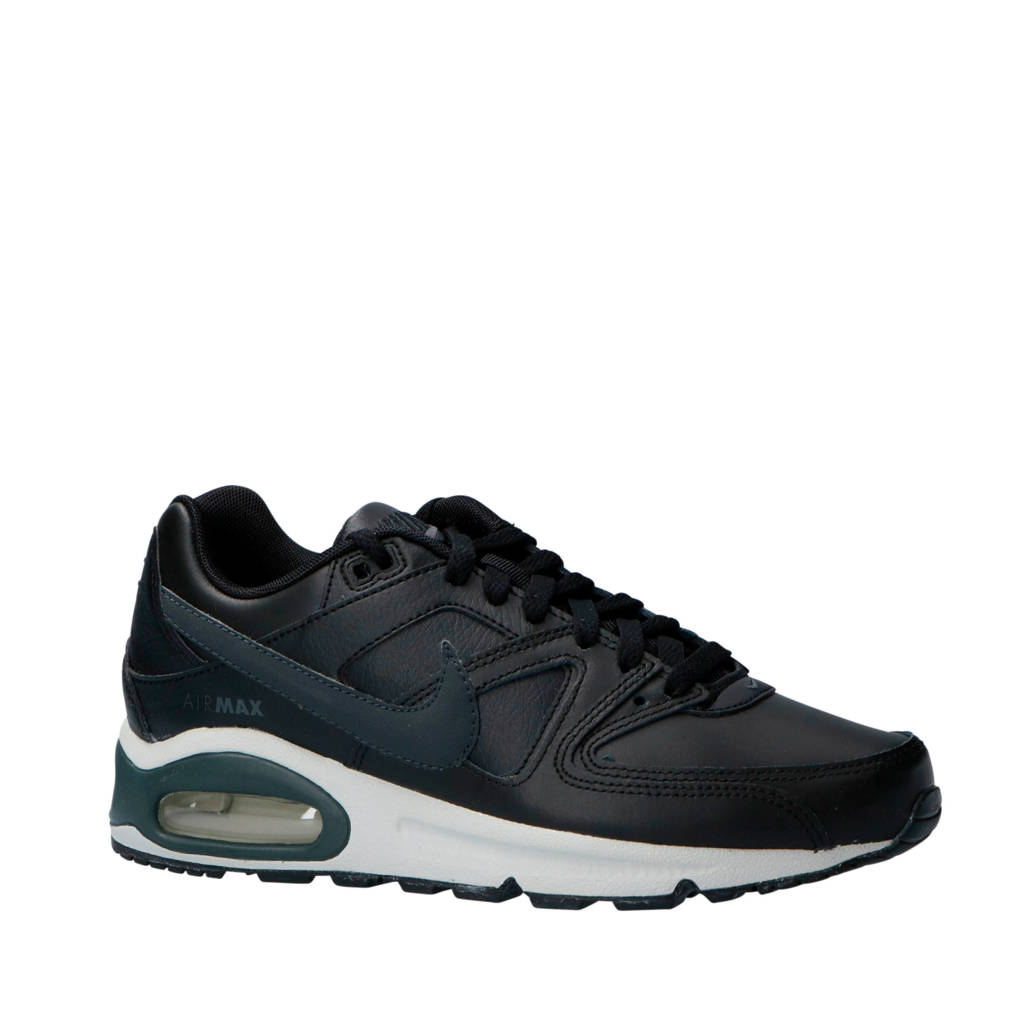 Nike Air Max Command Leather sneakers, Zwart