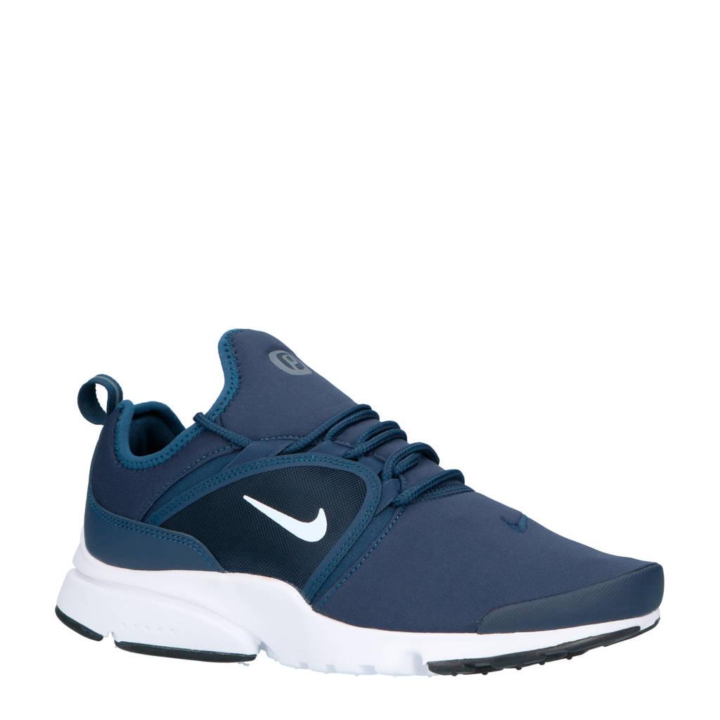 Nike  Presto Fly World sneakers donkerblauw, Donkerblauw