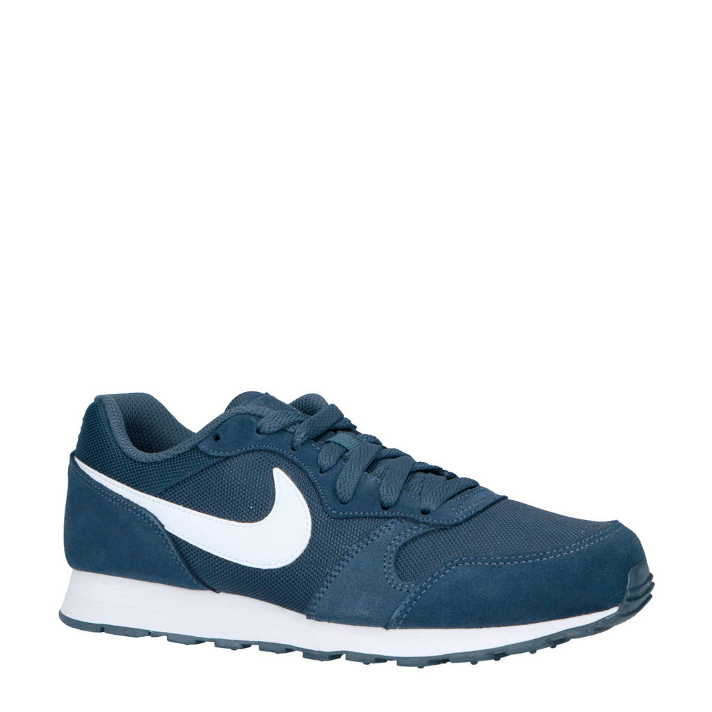 Nike  MD Runner 2 PE sneakers, Donkerblauw/wit