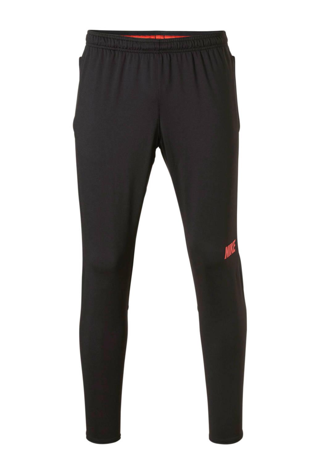 Nike Senior  sportbroek, Zwart/roze