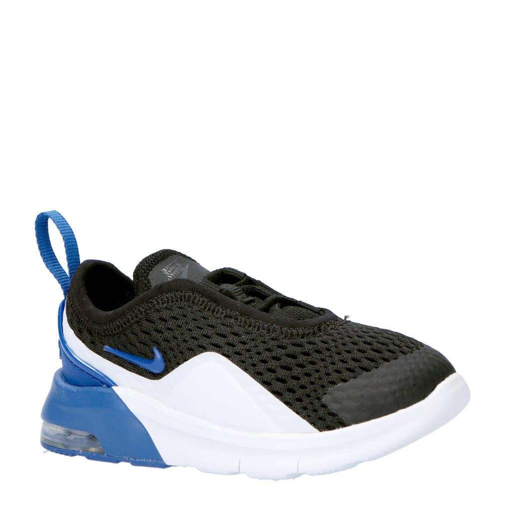 Nike  Air Max Motion 2 sneakers zwart/wit/blauw, Zwart/wit/blauw