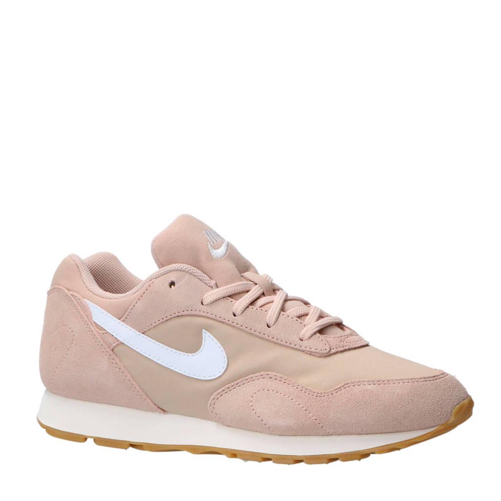 Nike  Outburst sneakers beige, Beige