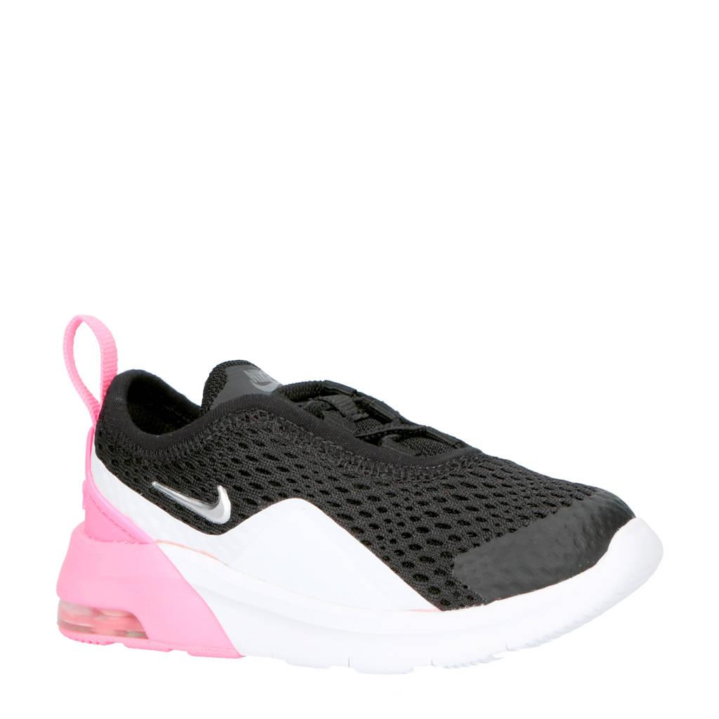 Nike  Air Max Motion 2 sneakers zwart/grijs/roze, Zwart/grijs/roze