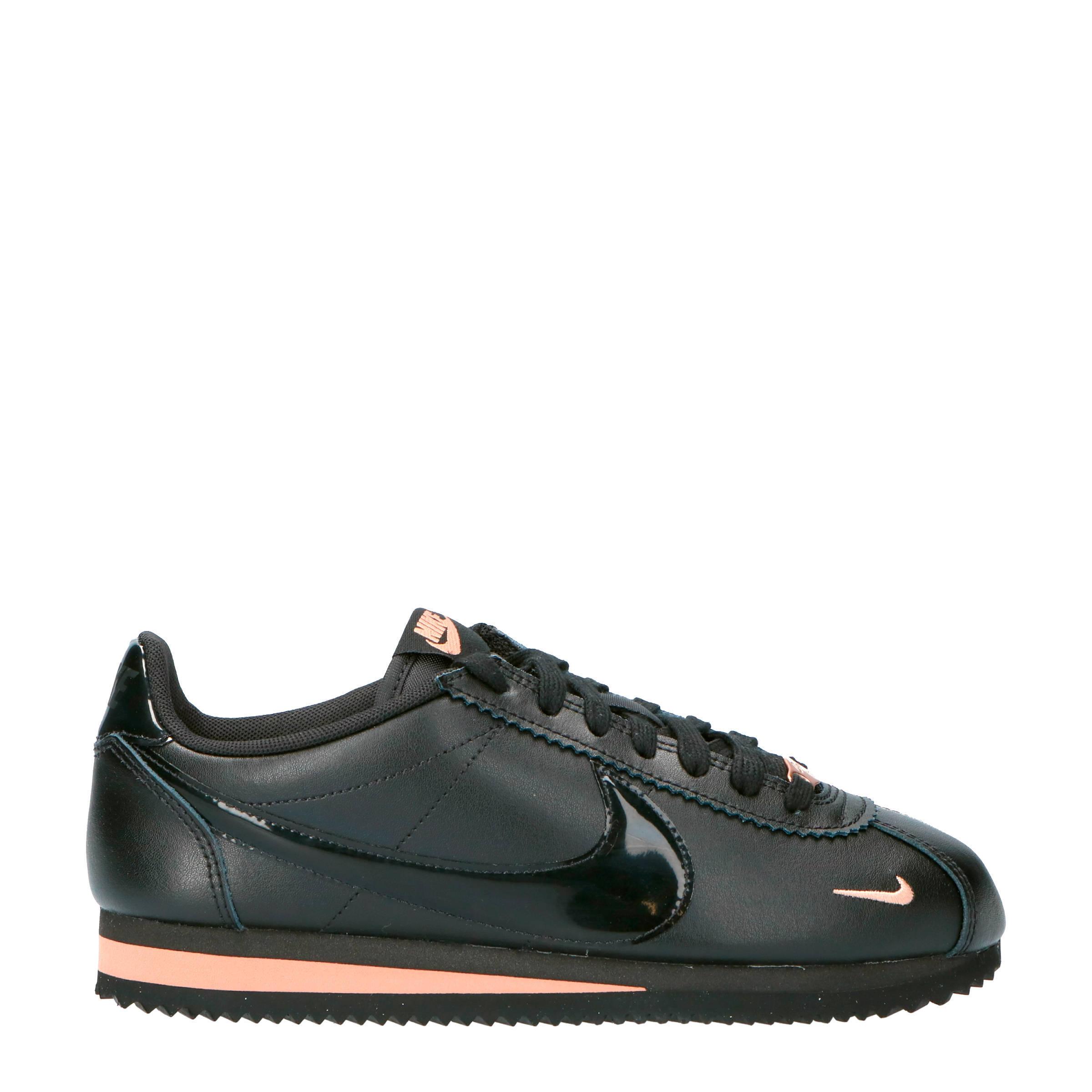 nike classic cortez premium dames schoenen