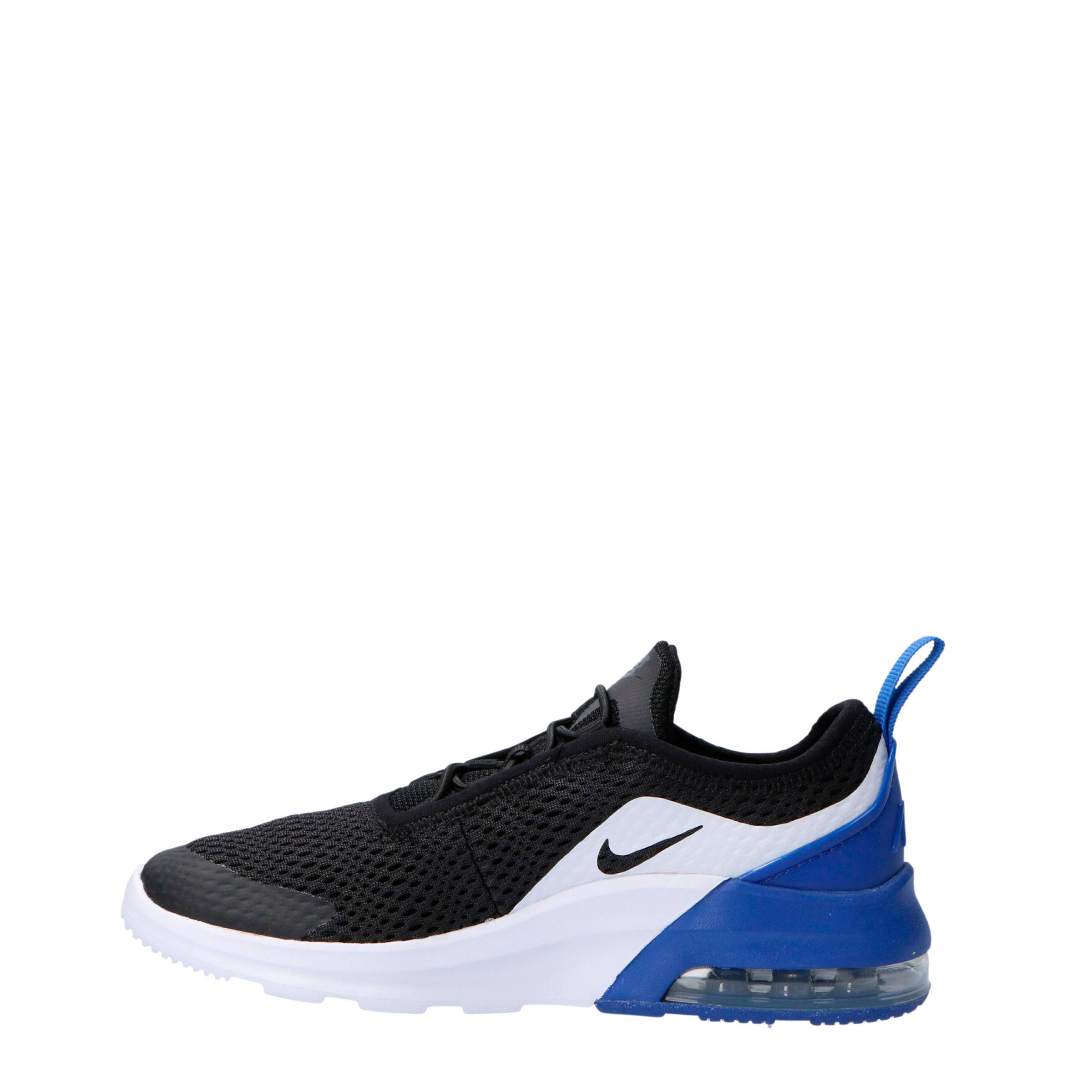 the best attitude dfe44 eba1c Nike Air Max Motion 2 sneakers zwart wit blauw   wehkamp