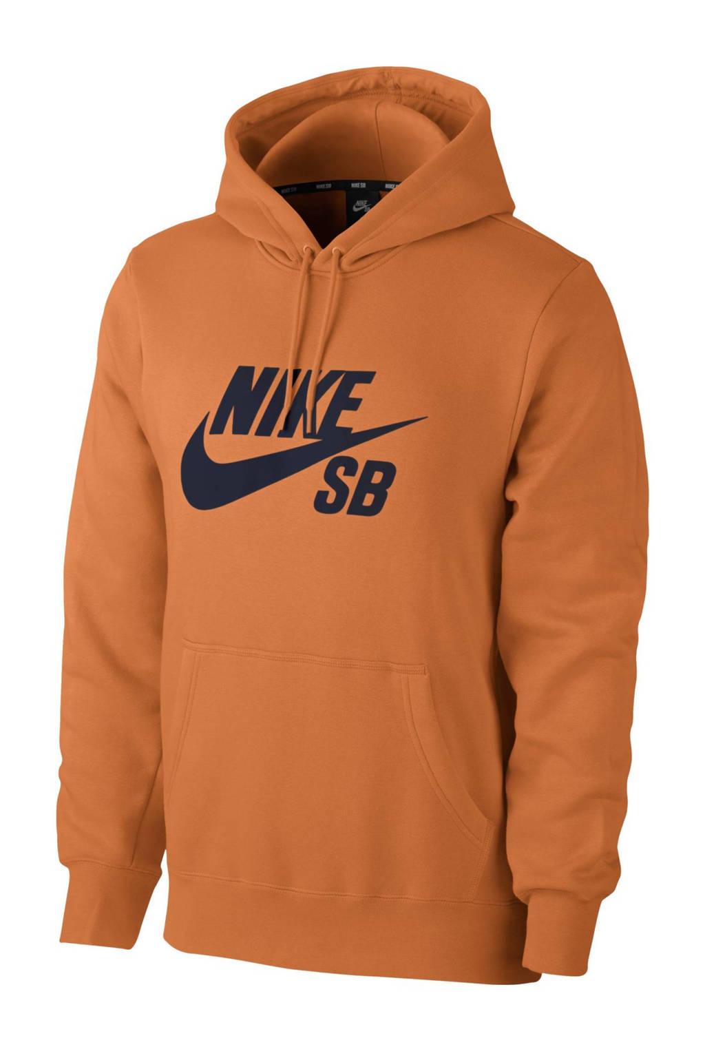 Nike   sportsweater oranje, Oranje