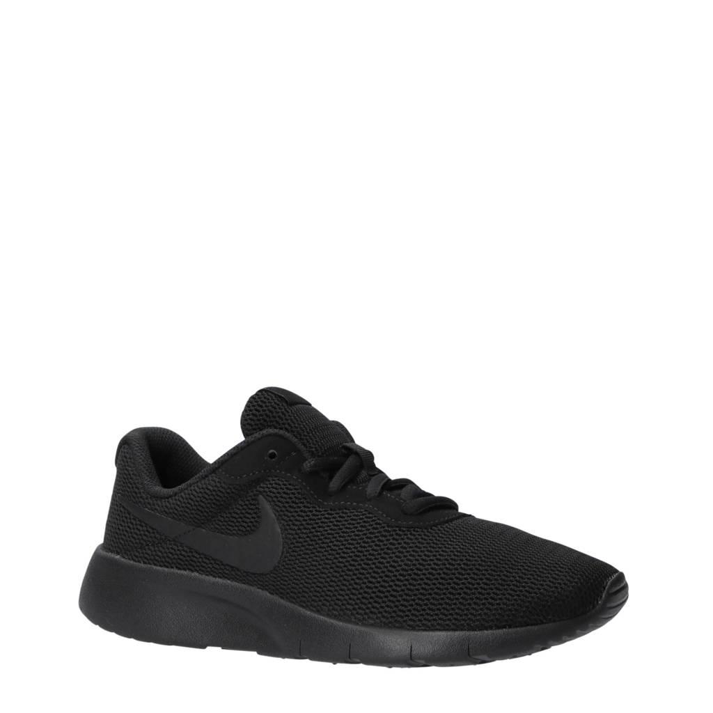 Nike   Tanjun sneakers zwart, zwart/zwart/