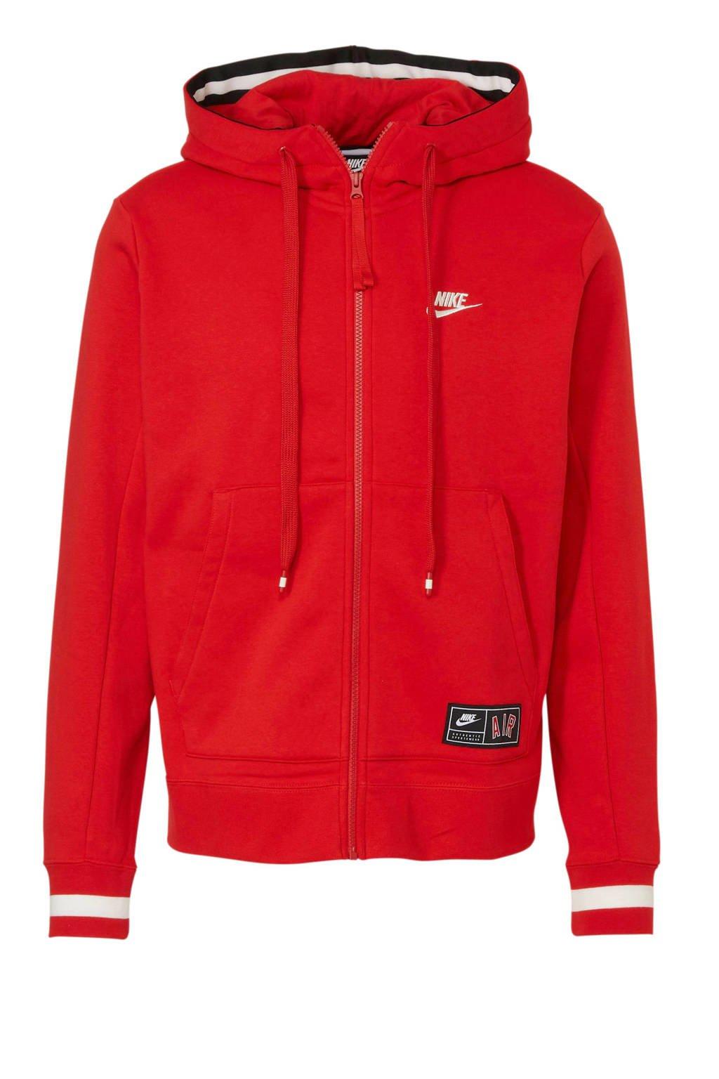 Nike   vest rood, Rood