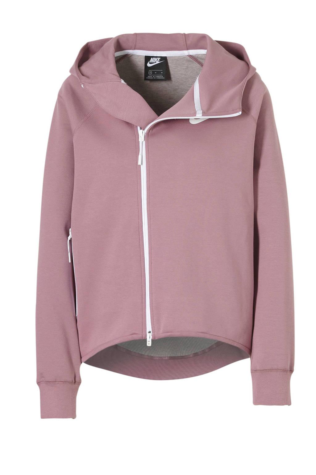 Nike Tech Fleece vest roze, Roze