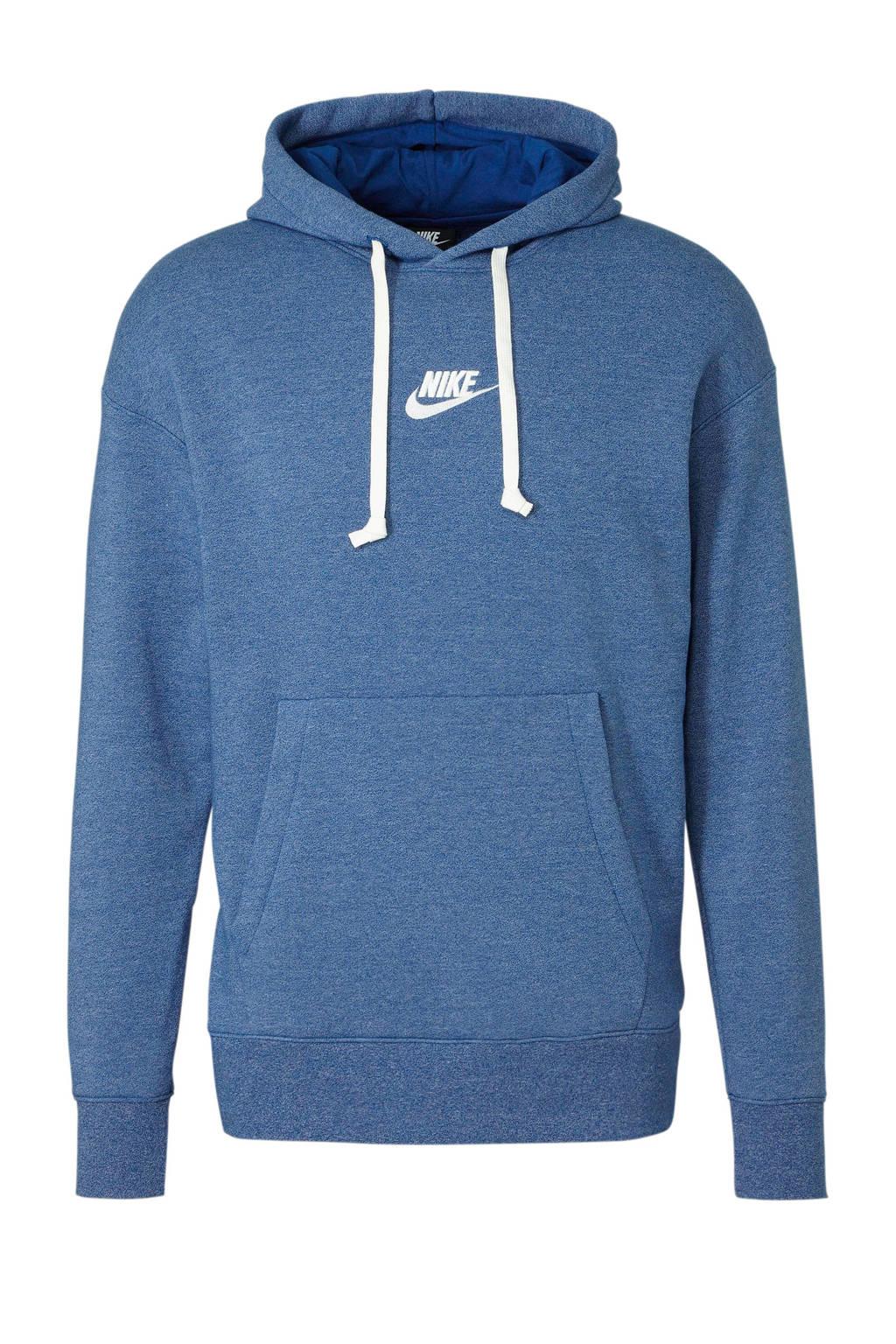 Nike   sportsweater blauw, Blauw