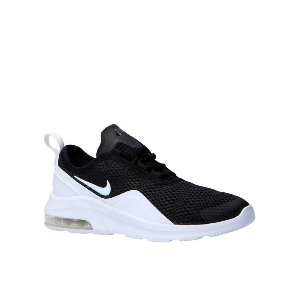 31179bb1a3b Nike Air Max Motion 2 (GS) sneakers zwart/wit, Zwart/wit