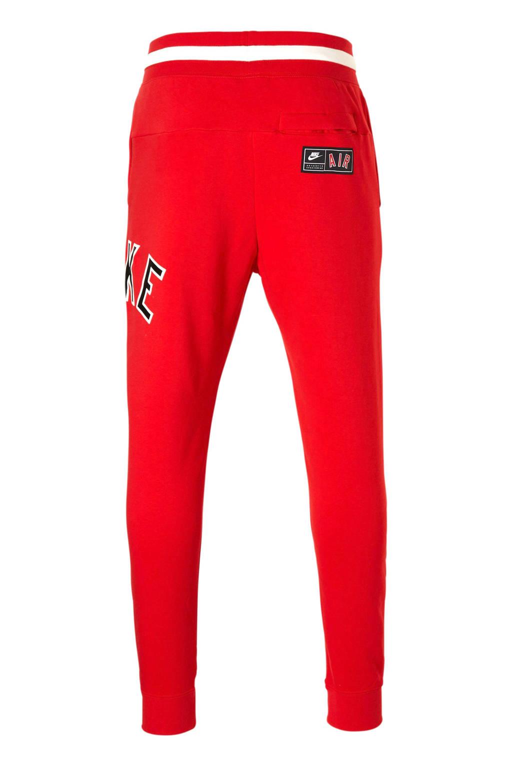 Joggingbroek Rood.Nike Joggingbroek Rood Wehkamp