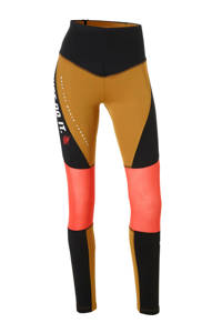 Nike / Nike sportbroek camel/zwart/rood