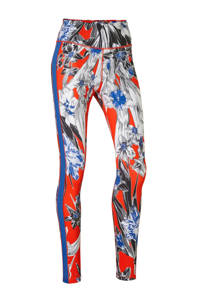 Nike / Nike sportlegging met all over print rood
