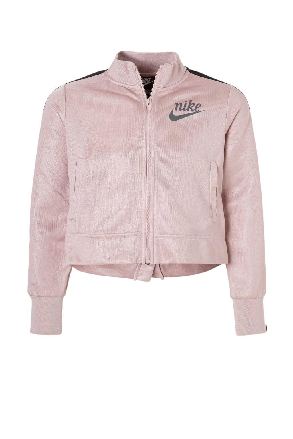 Nike vest roze/zwart, Roze/zwart