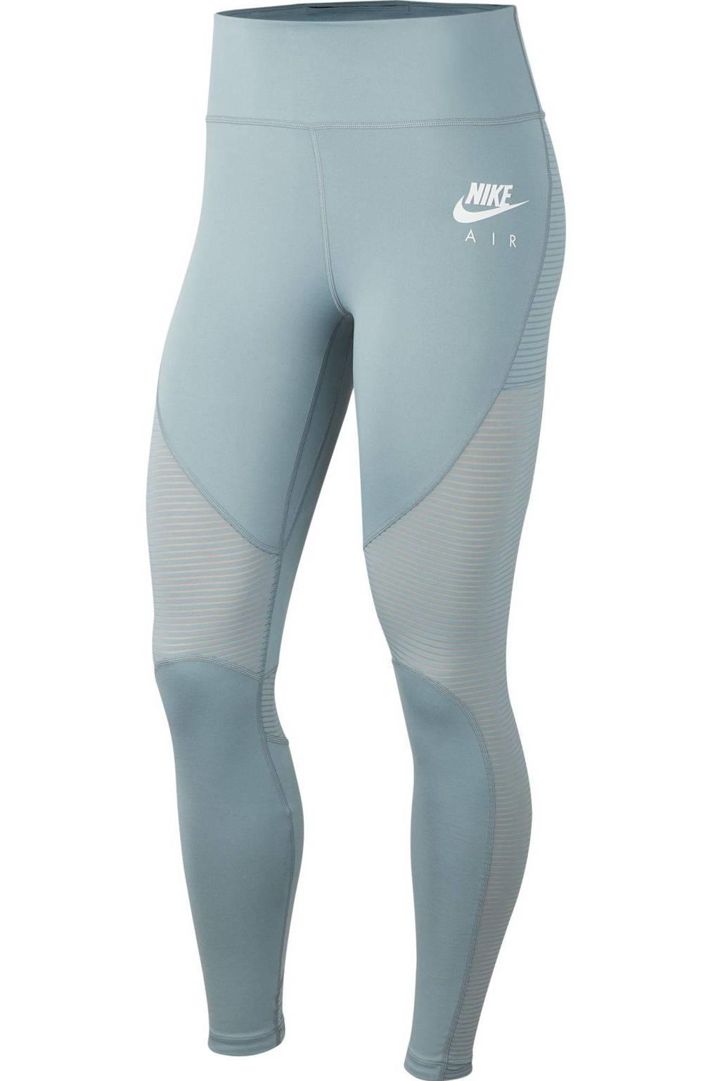 Nike 7/8 hardloopbroek grijsgroen, Grijsgroen