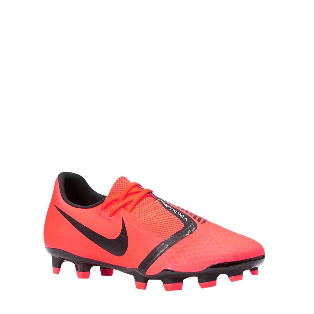 Nike   Pahntom Venom Academy FG Sr voetbalschoenen, Rood/zwart