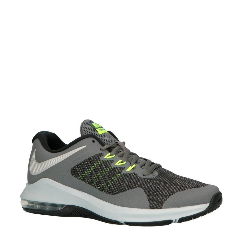 official photos 174af 1bff2 Nike Air Max Alpha Trainer fitness schoenen, Grijsgeel