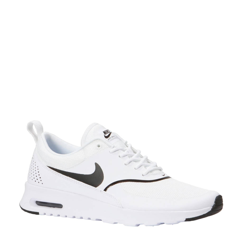 038587b82b1 Nike Air Max Thea sneakers wit, Wit/zwart