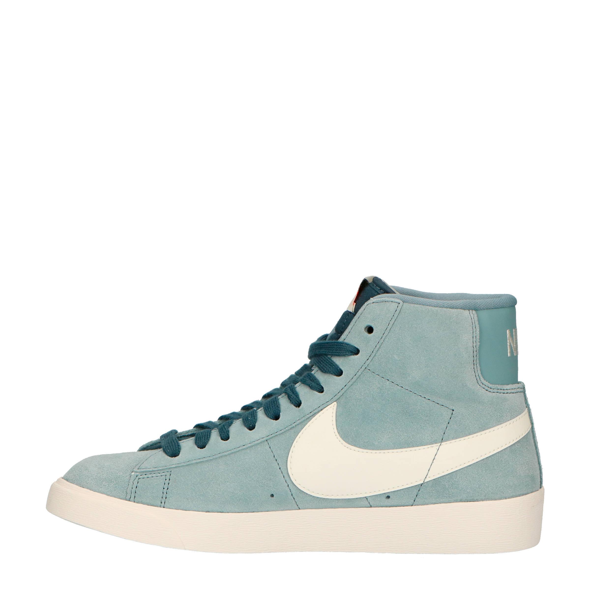 promo code 5aaf5 9a7b7 Nike W Blazer Mid Vintage Age suède sneakers   wehkamp