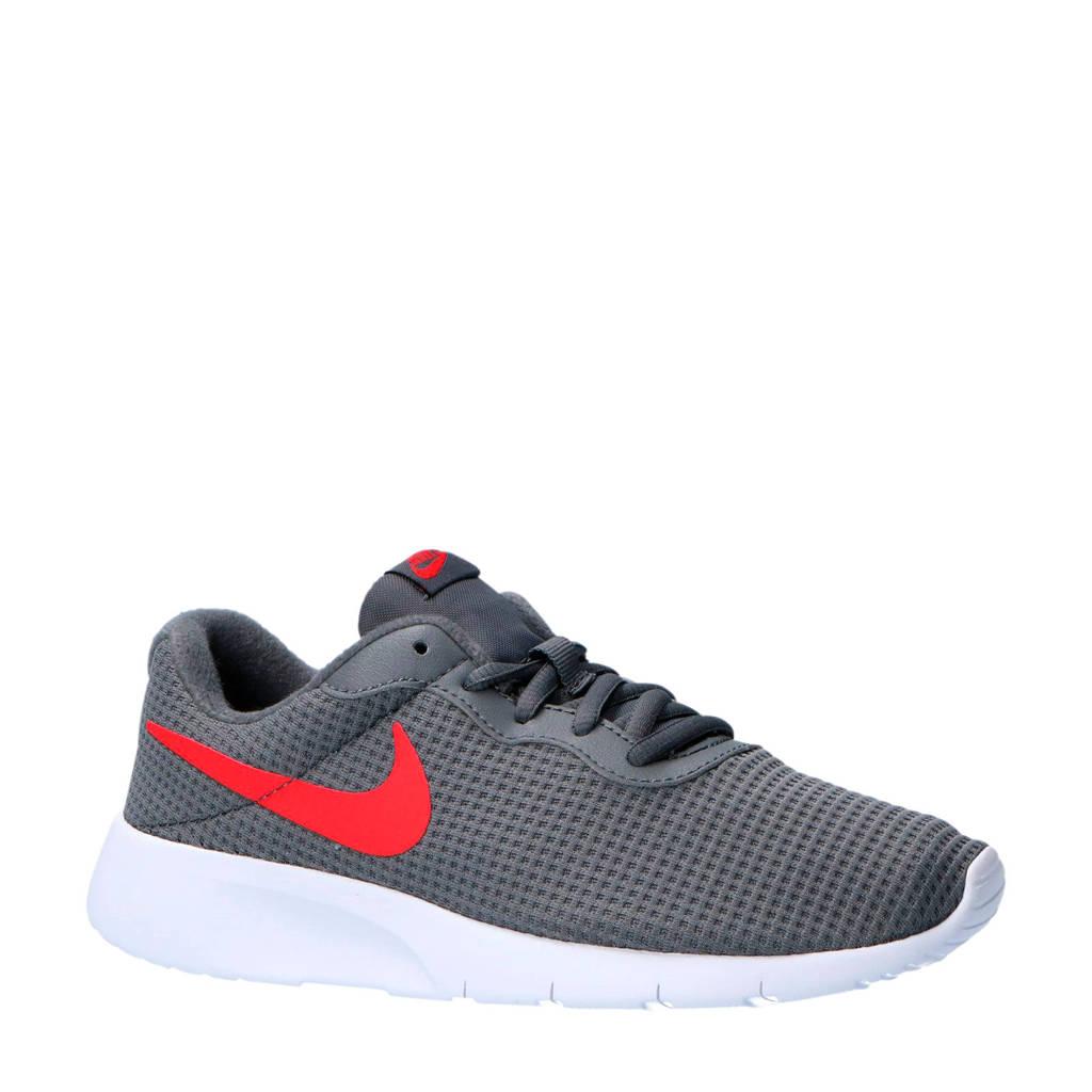 0d9152b7c57 Nike Tanjun sneakers grijs/wit/rood, Grijs/wit/rood