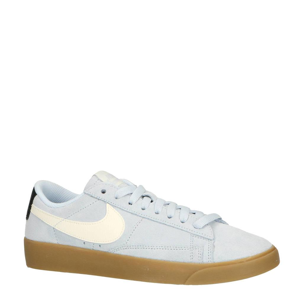 Nike  Blazer Low SD sneakers lichtblauw, Lichtblauw