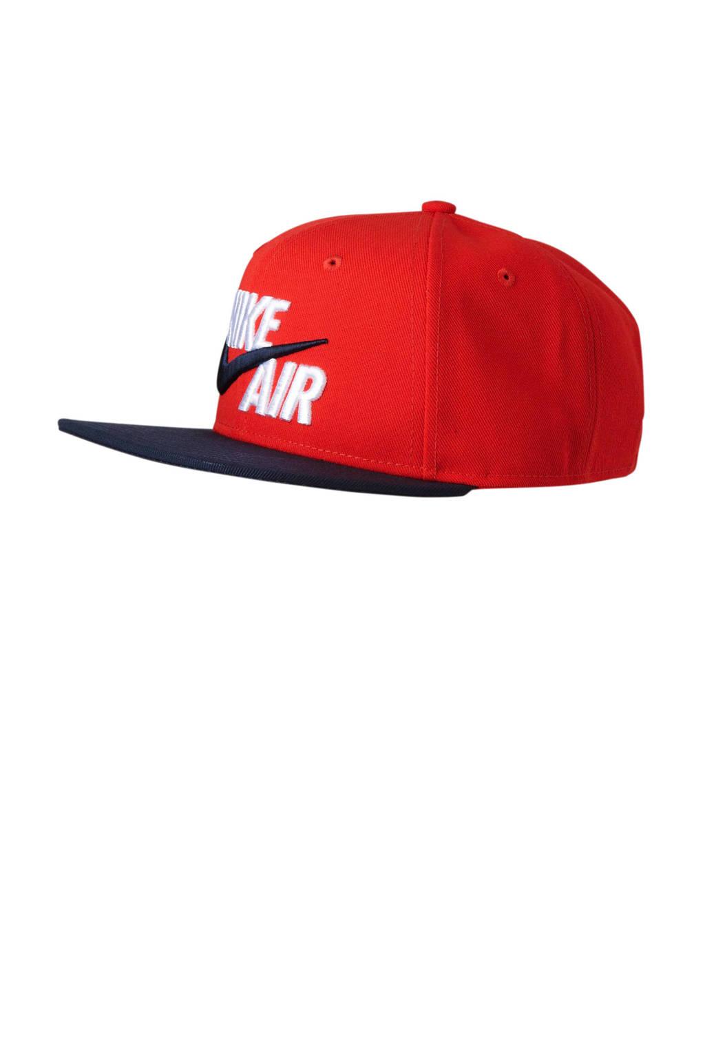 Nike pet rood/blauw, Rood/blauw