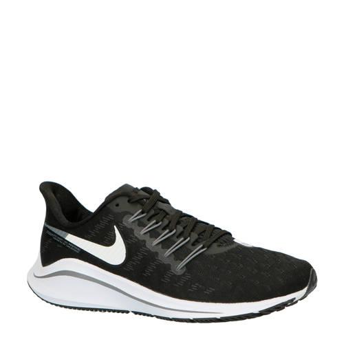 Nike Air Zoom Vomero 14 hardloopschoenen zwart