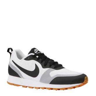 MD Runner 2 sneakers wit/zwart