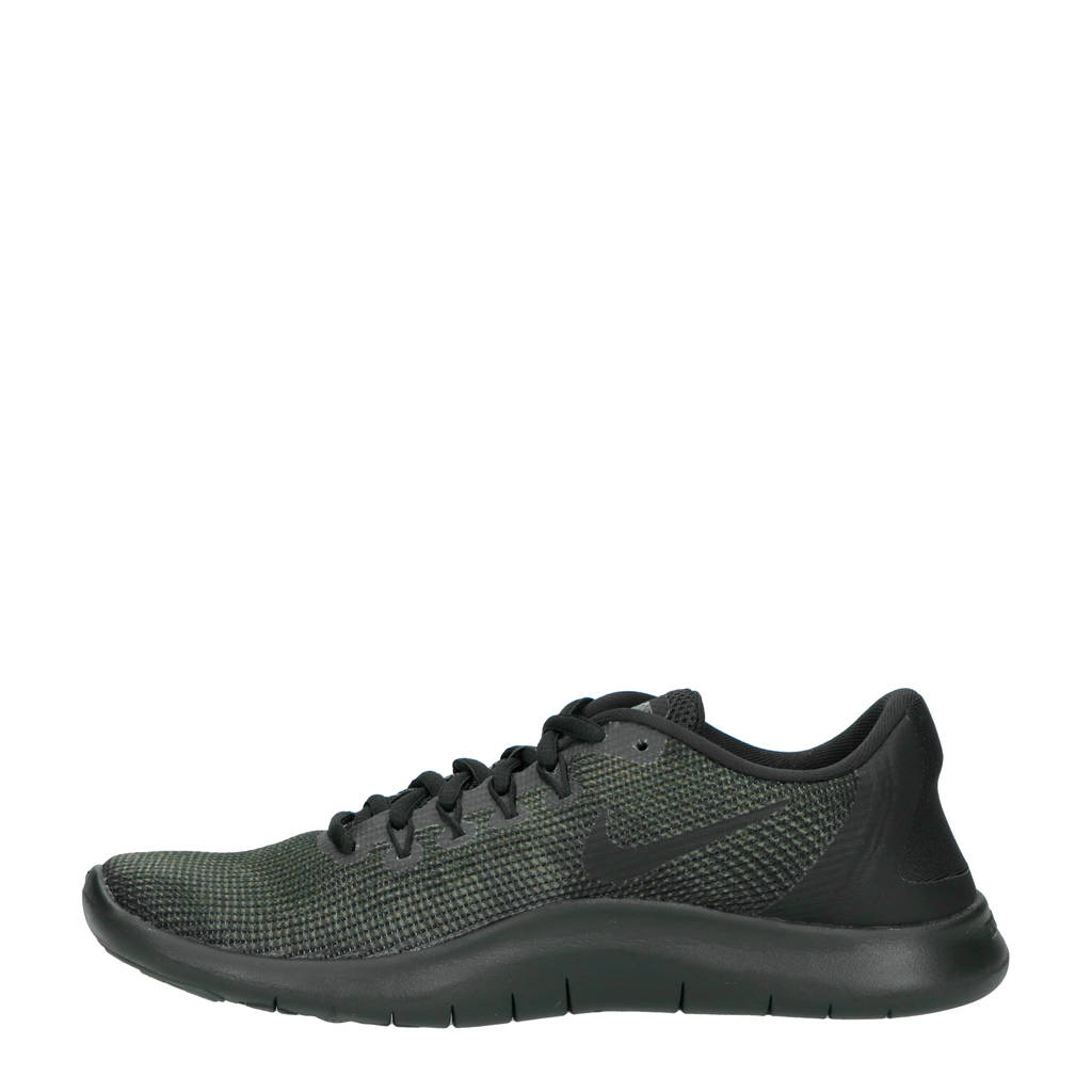 best sneakers 43cb0 1694d Nike Flex 2018 RN hardloopschoenen zwartgrijs, Zwartgrijs