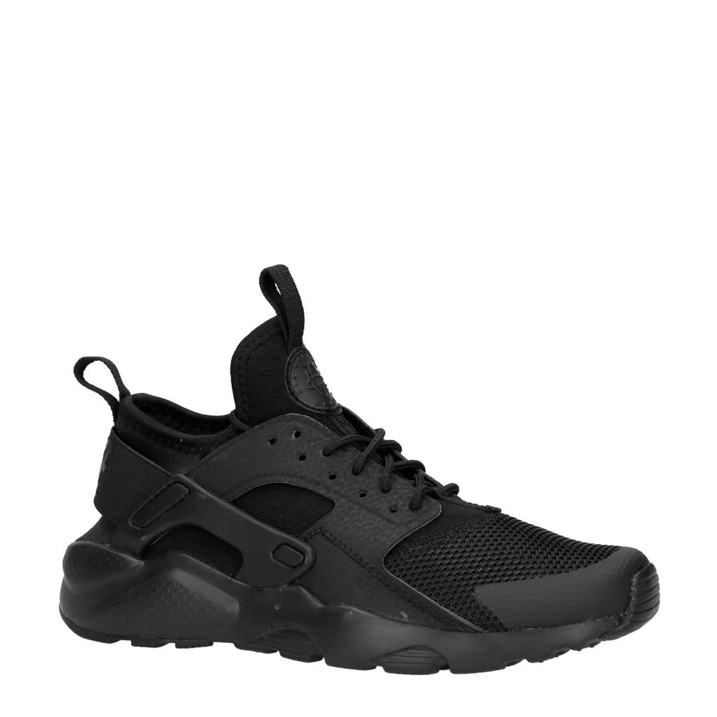 Nike  Air Huarache Run sneakers zwart, Zwart