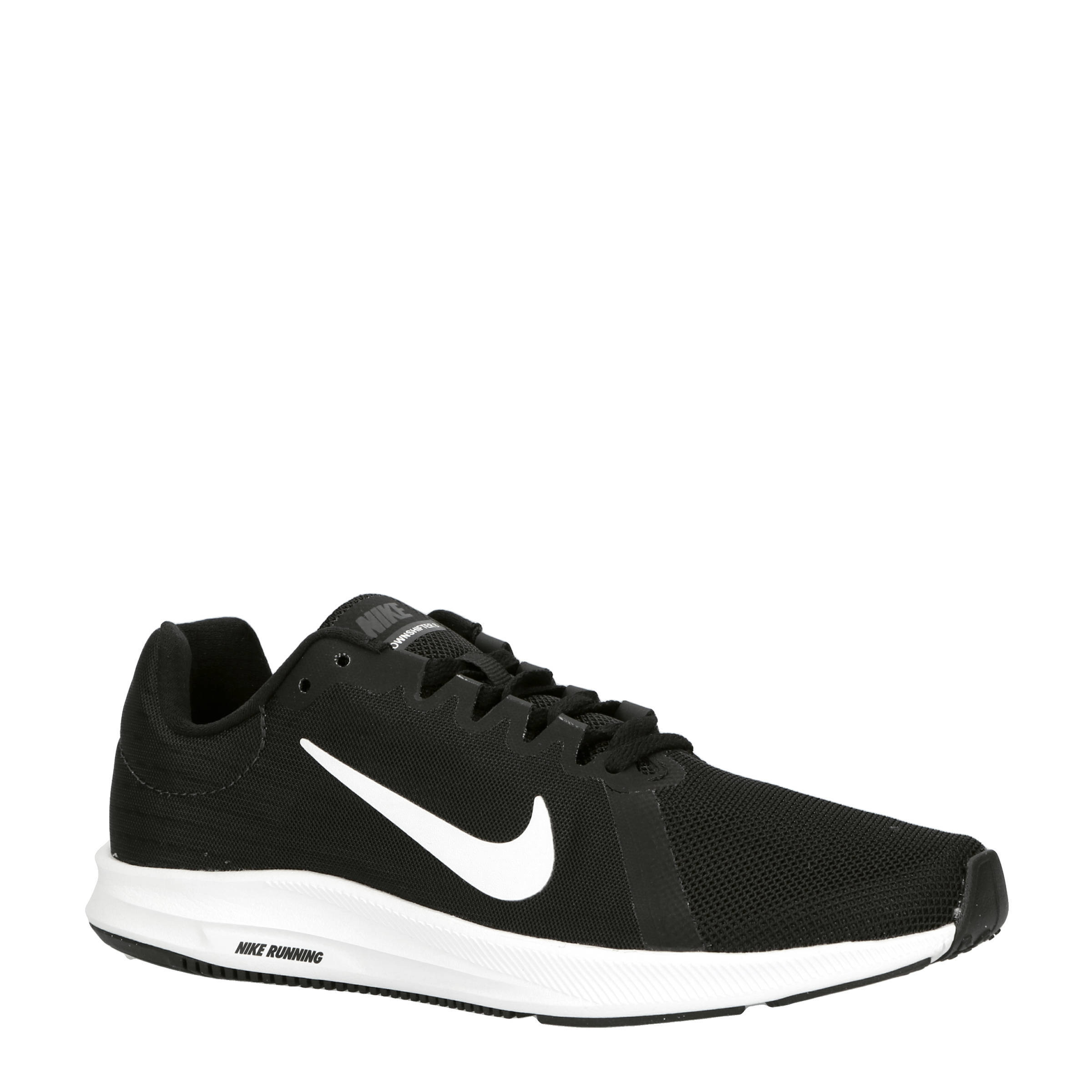 DownShifter 8 hardloopschoenen zwart/wit