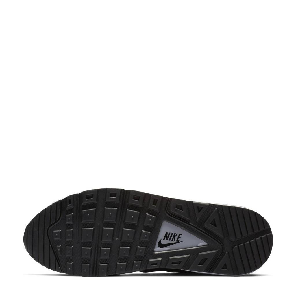 27d2bd39c0b Nike Air Max Command leren sneakers grijs | wehkamp