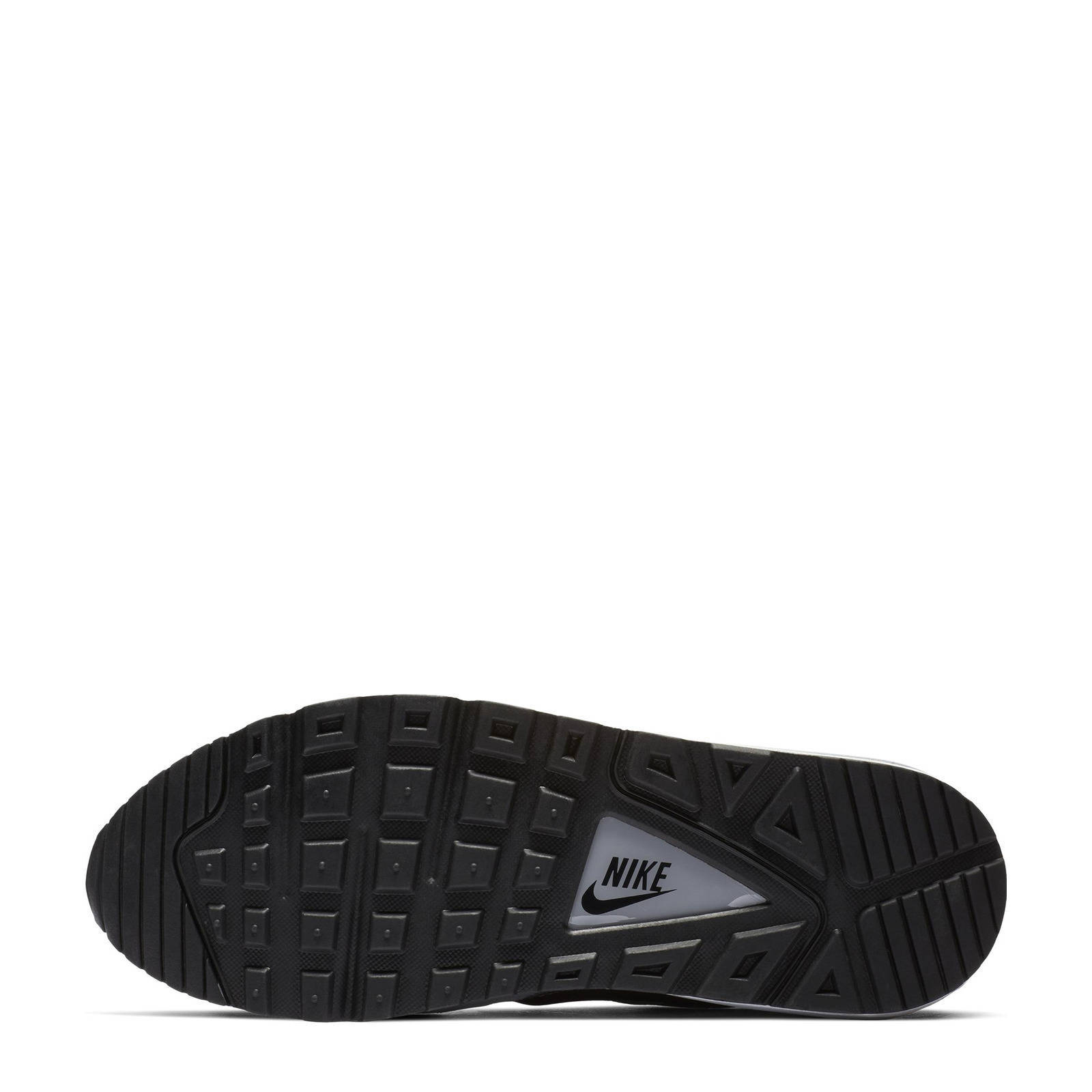 Nike Air Max Command Leather sneakers blauwzilver Nike