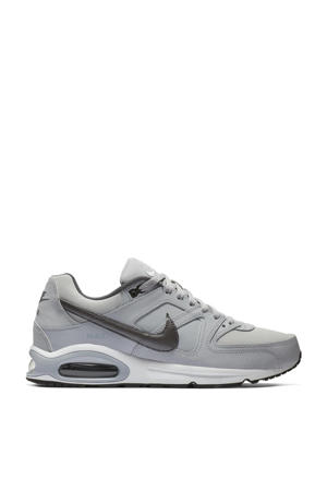 Air Max Command Leather sneakers grijs