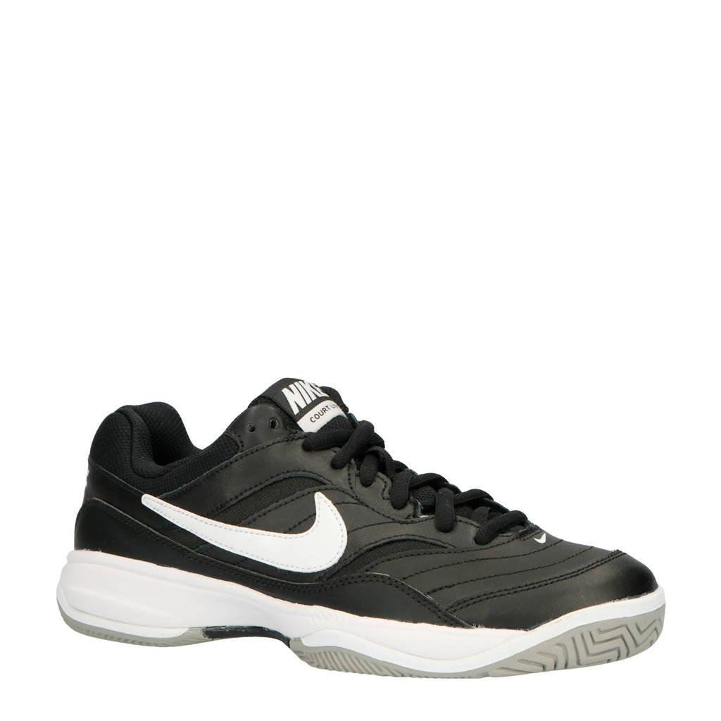 Nike Court Lite tennisschoenen zwart, Zwart