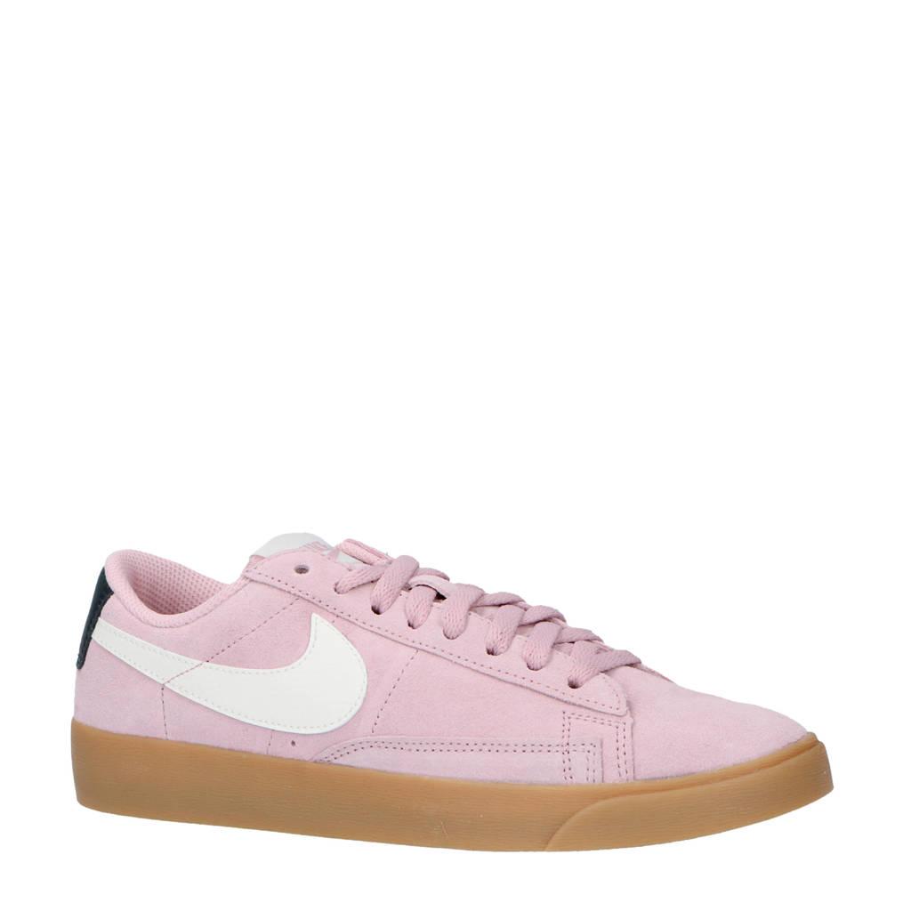 Nike  Blazer Low SD sneakers roze, Roze/wit