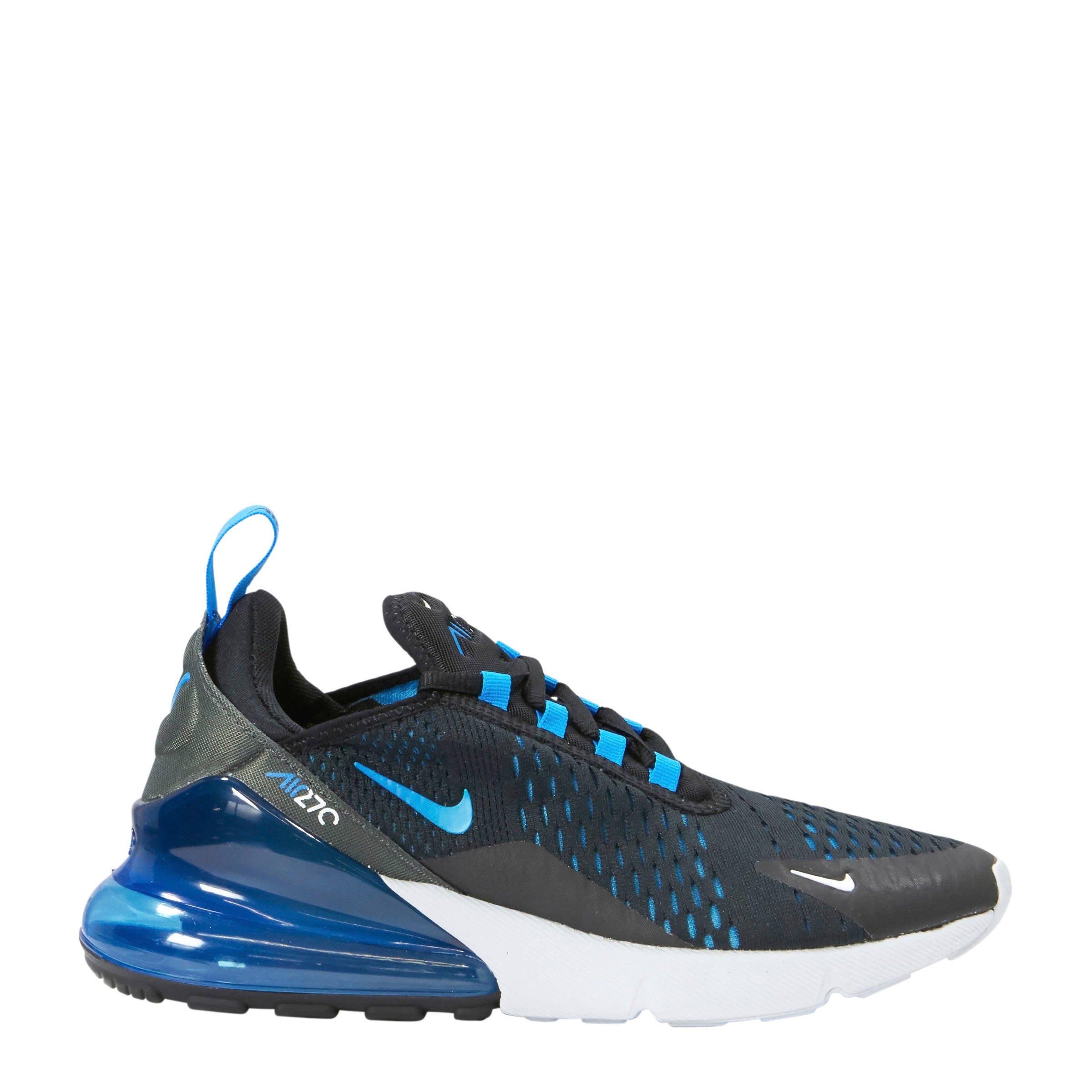 Air Max 270 sneakers zwartblauw